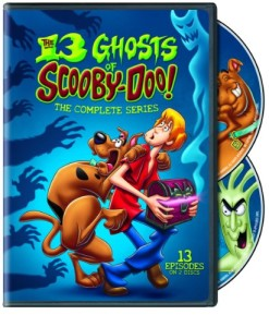 The 13 Ghosts of Scooby Doo