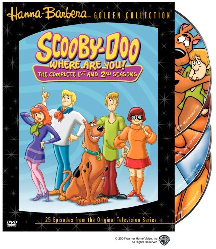 Scooby Doo, Where Are You! – The Complete First and Second Seasons