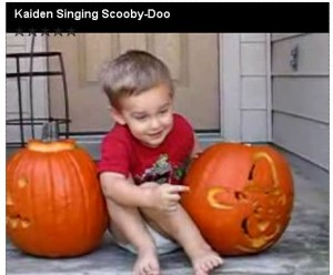 Kaiden Sings Scooby