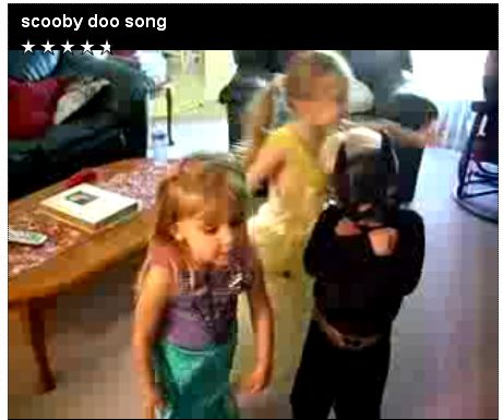 Trio Sings Scooby Doo