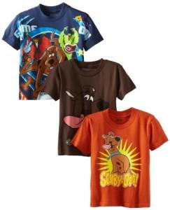 Scooby Doo Tees – 3pk