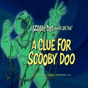 A Clue For Scooby Doo This episode originally aired on September 20, 1969.