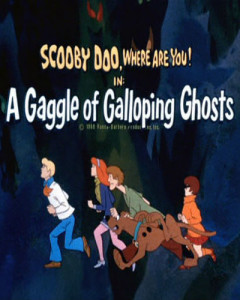 A Gaggle Of Galloping Ghosts Episode aired on November 22, 1969.