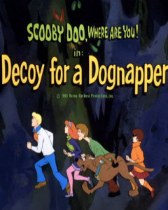 Decoy For A Dognapper  This episode originally aired on October 11, 1969.
