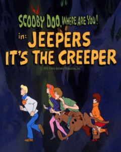 Jeepers It's The Creeper  Episode first aired on October 3, 1970.