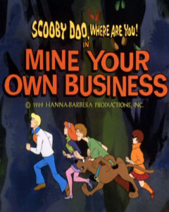 Mine Your Own Business This episode originally aired on October 4, 1969.