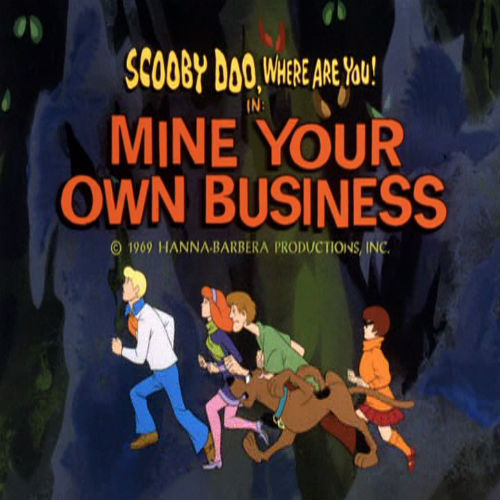 Scooby Doo Mine Your Own Business The Scooby Store