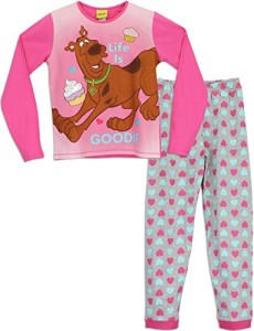 Scooby Doo Girls' Pajamas