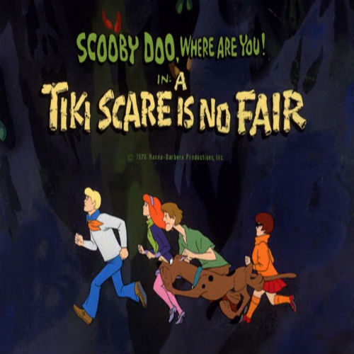 A Tiki Scare Is No Fair Episode first aired on October 17, 1970.