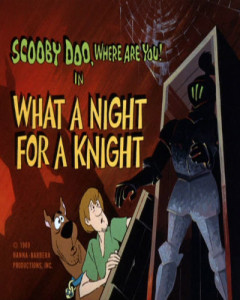What A Night For A Knight  The very first episode originally aired on September 13, 1969.