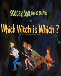 Which Witch Is Which?  Episode first aired on December 6, 1969.