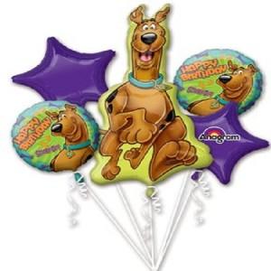 Scooby Doo Balloons