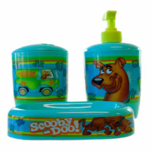 Scooby Doo Bathroom Set