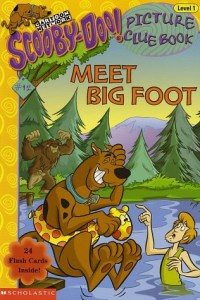 Scooby Doo Book – Meet Big Foot