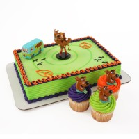 Scooby Doo Cake Toppers