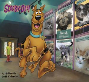 Scooby Doo Calendar