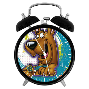 Scooby Doo Desk Clock