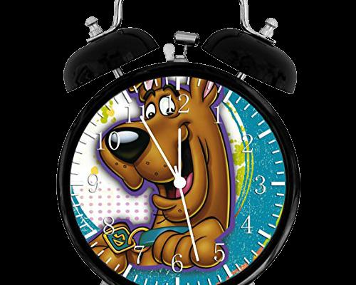 Scooby Doo Desk Clock
