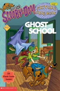 Scooby Doo Book – Ghost School