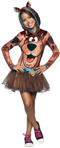 Girl's Scooby Doo Costume