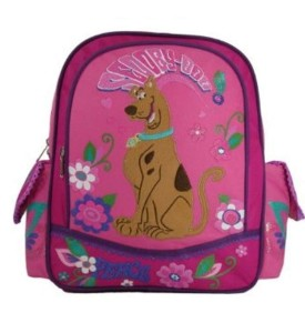 Girls Small Scooby Doo Backpack