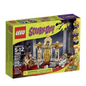 LEGO 75900 – Scooby Doo Mummy Museum