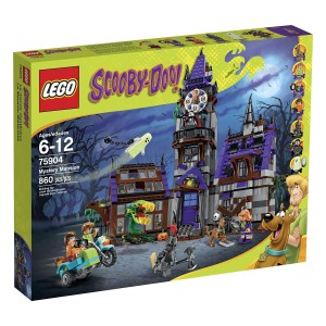 LEGO 75904 – Scooby Doo Mystery Mansion