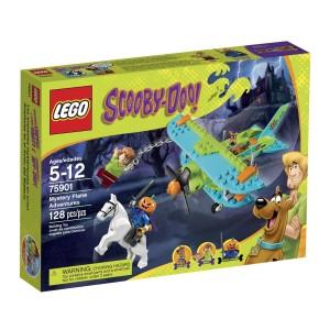 LEGO 75901 – Scooby-Doo Mystery Plane