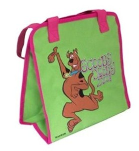 Scooby-Doo Lunch Tote Bag