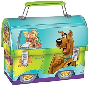 Scooby-Doo Time Machine Tin Box