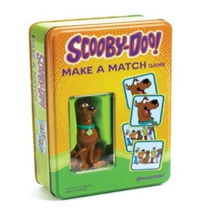 Scooby-Doo Make A Match Card Game