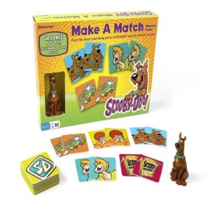 Scooby Doo Make A Match Game