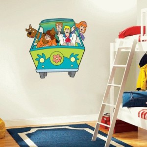 Mystery Machine Wall Decal