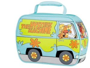 mystery machine lunchbox
