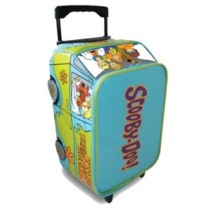 Mystery Machine Rolling Backpack