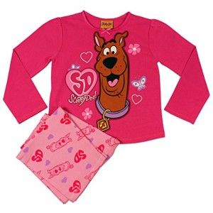 Girls Scooby Doo Pajamas