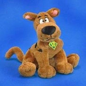 Scooby Doo Beanbag Plush Toy