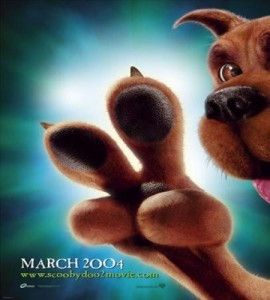 Scooby Doo 2 Original Movie Poster