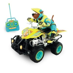 Scooby Doo ATV Rider Remote Controlled Vehicle
