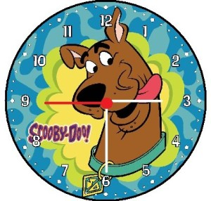 scooby clock