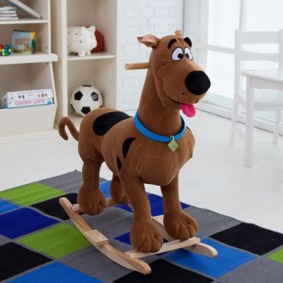 Scooby Doo Rocking Horse