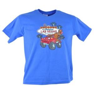 Scooby Doo Las Vegas Tshirt