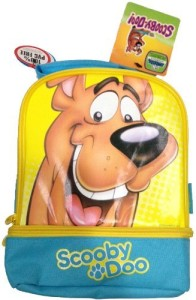 Scooby Doo Dual Compartment Lunchbag