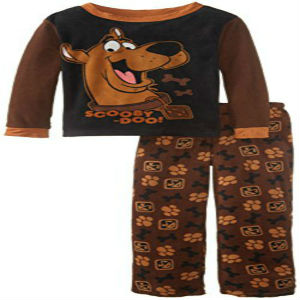 scooby pajamas1