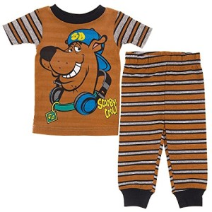 Baby Boys Scooby Pajamas