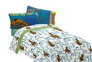 Smiling Scooby Sheet Set