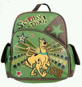 "Scooby-Doo ""Super Star"" Toddler Backpack"
