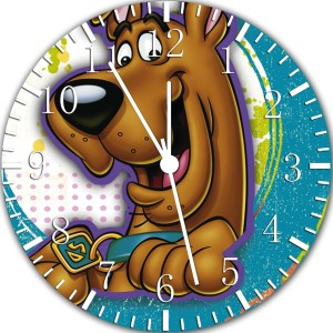 Scooby Doo Wall Clock