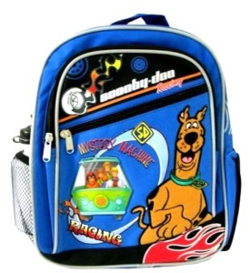 Scooby Doo Mystery Machine Backpack