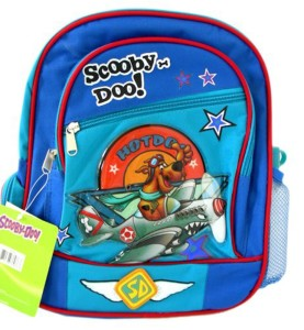"Scooby Doo ""Hot Dog"" Backpack"